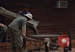 Image of mixing cement Thailand, 1966, second 37 stock footage video 65675042840