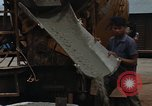 Image of mixing cement Thailand, 1966, second 54 stock footage video 65675042840