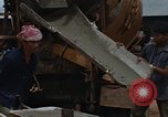 Image of mixing cement Thailand, 1966, second 56 stock footage video 65675042840