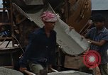 Image of mixing cement Thailand, 1966, second 57 stock footage video 65675042840