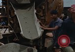 Image of mixing cement Thailand, 1966, second 58 stock footage video 65675042840