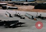 Image of United States F-105 aircraft Thailand, 1967, second 46 stock footage video 65675042846