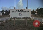 Image of United States Camp Friendship Thailand, 1965, second 34 stock footage video 65675042860