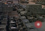 Image of United States military vehicles Thailand, 1965, second 25 stock footage video 65675042861