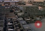 Image of United States military vehicles Thailand, 1965, second 27 stock footage video 65675042861