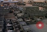 Image of United States military vehicles Thailand, 1965, second 28 stock footage video 65675042861
