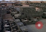 Image of United States military vehicles Thailand, 1965, second 30 stock footage video 65675042861