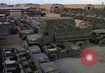 Image of United States military vehicles Thailand, 1965, second 32 stock footage video 65675042861