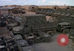 Image of United States military vehicles Thailand, 1965, second 35 stock footage video 65675042861
