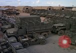 Image of United States military vehicles Thailand, 1965, second 37 stock footage video 65675042861