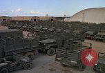 Image of United States military vehicles Thailand, 1965, second 44 stock footage video 65675042861