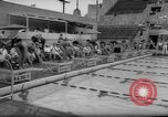 Image of swimming meet Los Angeles California USA, 1966, second 13 stock footage video 65675042881