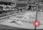 Image of swimming meet Los Angeles California USA, 1966, second 14 stock footage video 65675042881