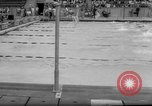 Image of swimming meet Los Angeles California USA, 1966, second 18 stock footage video 65675042881