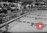 Image of swimming meet Los Angeles California USA, 1966, second 24 stock footage video 65675042881