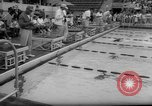Image of swimming meet Los Angeles California USA, 1966, second 26 stock footage video 65675042881
