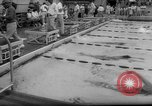 Image of swimming meet Los Angeles California USA, 1966, second 31 stock footage video 65675042881