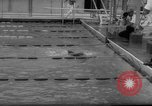 Image of swimming meet Los Angeles California USA, 1966, second 34 stock footage video 65675042881