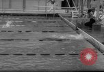 Image of swimming meet Los Angeles California USA, 1966, second 35 stock footage video 65675042881