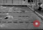Image of swimming meet Los Angeles California USA, 1966, second 37 stock footage video 65675042881
