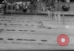 Image of swimming meet Los Angeles California USA, 1966, second 41 stock footage video 65675042881