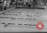 Image of swimming meet Los Angeles California USA, 1966, second 42 stock footage video 65675042881