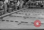 Image of swimming meet Los Angeles California USA, 1966, second 43 stock footage video 65675042881