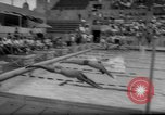 Image of swimming meet Los Angeles California USA, 1966, second 56 stock footage video 65675042881
