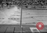 Image of swimming meet Los Angeles California USA, 1966, second 57 stock footage video 65675042881