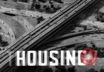 Image of post war housing in America United States USA, 1946, second 30 stock footage video 65675042889