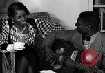 Image of Lead Belly United States USA, 1936, second 2 stock footage video 65675042894