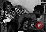 Image of Lead Belly United States USA, 1936, second 3 stock footage video 65675042894
