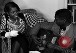 Image of Lead Belly United States USA, 1936, second 6 stock footage video 65675042894