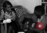Image of Lead Belly United States USA, 1936, second 8 stock footage video 65675042894