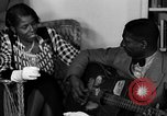 Image of Lead Belly United States USA, 1936, second 9 stock footage video 65675042894
