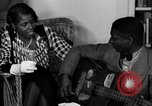 Image of Lead Belly United States USA, 1936, second 10 stock footage video 65675042894