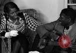 Image of Lead Belly United States USA, 1936, second 32 stock footage video 65675042894