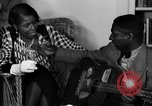 Image of Lead Belly United States USA, 1936, second 38 stock footage video 65675042894