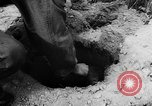 Image of mechanized mine layer Virginia United States USA, 1957, second 11 stock footage video 65675042903