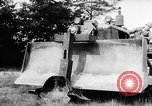 Image of mechanized mine layer Virginia United States USA, 1957, second 14 stock footage video 65675042903