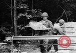 Image of mechanized mine layer Virginia United States USA, 1957, second 22 stock footage video 65675042903