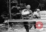 Image of mechanized mine layer Virginia United States USA, 1957, second 23 stock footage video 65675042903