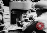 Image of mechanized mine layer Virginia United States USA, 1957, second 28 stock footage video 65675042903