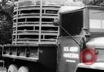Image of mechanized mine layer Virginia United States USA, 1957, second 32 stock footage video 65675042903