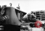 Image of mechanized mine layer Virginia United States USA, 1957, second 36 stock footage video 65675042903