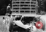 Image of mechanized mine layer Virginia United States USA, 1957, second 43 stock footage video 65675042903