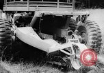 Image of mechanized mine layer Virginia United States USA, 1957, second 50 stock footage video 65675042903