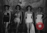 Image of fashion show New York United states USA, 1957, second 6 stock footage video 65675042904