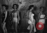 Image of fashion show New York United states USA, 1957, second 12 stock footage video 65675042904