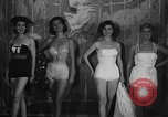 Image of fashion show New York United states USA, 1957, second 13 stock footage video 65675042904